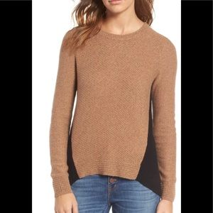 MADEWELL Back Zip Pullover